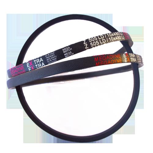 Classic V-belts